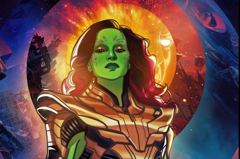 Gamora conquistará la tierra en el final de temporada de What If...?
