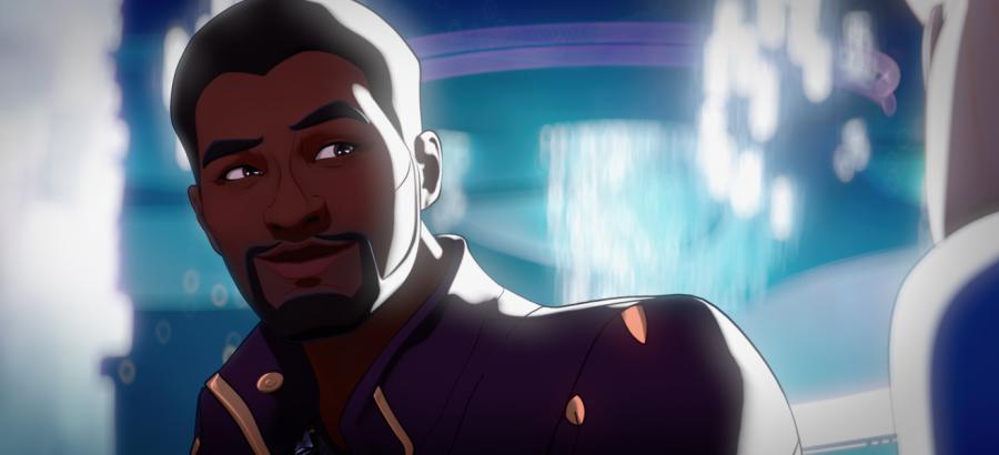 Marvel Studios planeaba una serie spin-off con T'Challa como Star-Lord