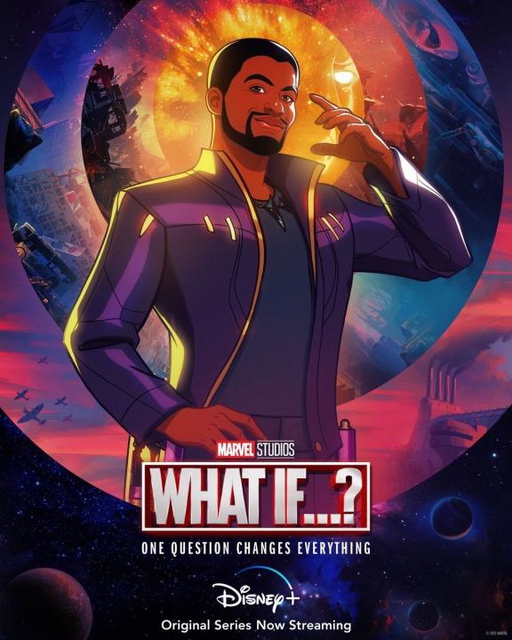 Marvel Studios planeaba un spin-off con T'Challa como Star-Lord