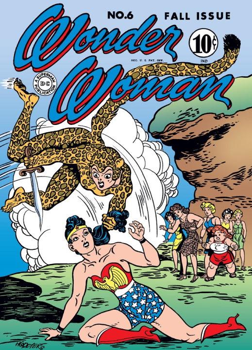 Las cinco vidas de Cheetah, la amenaza más letal de Wonder Woman