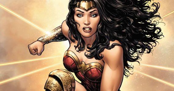 Wonder Woman será inducida al Salón de la fama del Comic-Con Museum