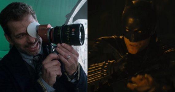 Zack Snyder se rinde ante Matt Reeves y el nuevo tráiler de The Batman